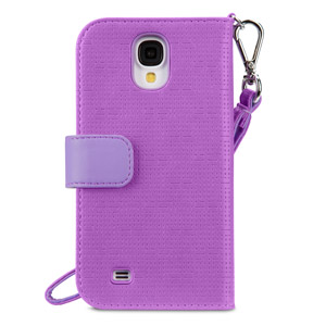 Belkin Wristlet Wallet Case for Samsung Galaxy S4 Mini - Orchid
