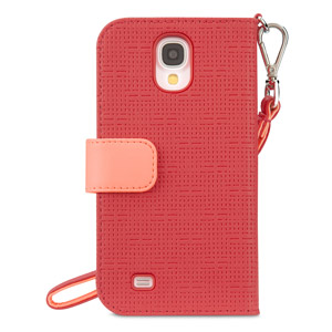 Belkin Wristlet Wallet Case for Samsung Galaxy S4 Mini - Sorbet