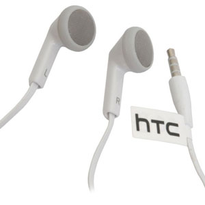 HTC RC E195 Kit Headset - White