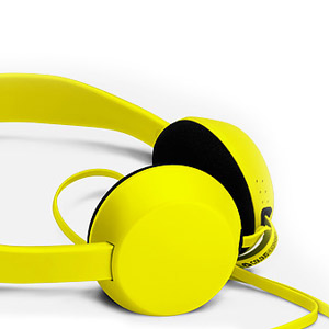 Coloud Knock Nokia Headphones - WH-520 - Yellow