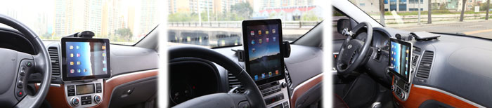 OSO Universal Tablet Dashboard Mount