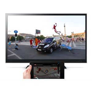 Chromecast TV Dongle