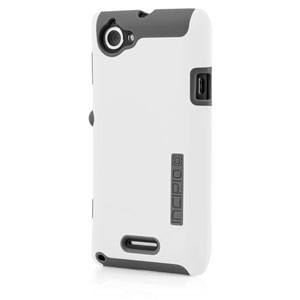 Incipio DualPro Case For Sony Xperia L - White/Grey