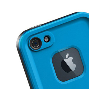 LifeProof fr? Indestructible Case for iPhone 5 - Cyan