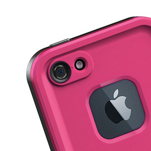 LifeProof frē Indestructible Case for iPhone 5 - Magenta