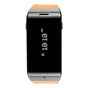 MyKronoz ZeWatch BlueTooth Smartwatch - Orange