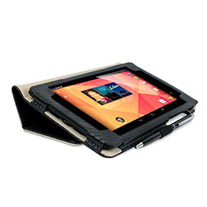 The Ultimate Google Nexus 7 2013 Accessory Pack - Black