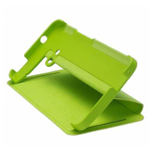 Genuine HTC One 2013 Flip Case - HC V841 - Green