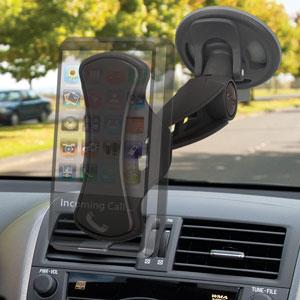 Clingo Universal In Car Holder v2 - Black