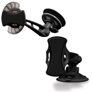 Clingo Universal Vent Mount - Black