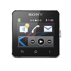 Montre Android Sony SmartWatch 2 ? Noire métal