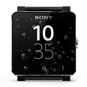 Montre Android Sony SmartWatch 2 – Noire métale