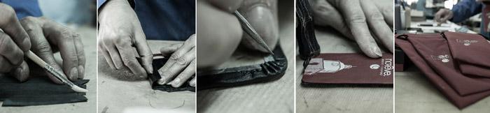 Custodia in pelle Tradition Noreve per Samsung Galaxy S4 Zoom - Nero