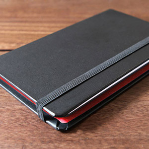 DODOcase HARDcover for Google Nexus 7 2 - Black / Red