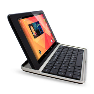 Hawara Aluminium Google Nexus 7 2013 Bluetooth Keyboard Cover