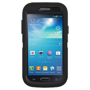 OtterBox Defender Series for Samsung Galaxy S4 Mini - Black