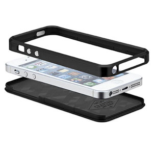 Case-Mate Carbon Fibre Case for iPhone 5S/5 - Black