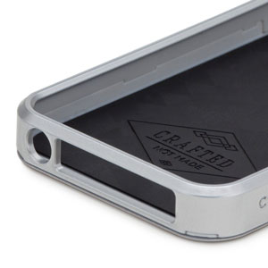 Case-Mate Barely There for iPhone 5 - silver