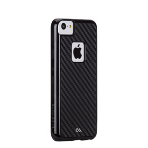 Case-Mate Barely There Carbon Case for iPhone 5C - Black