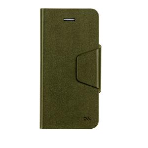 Case-Mate Slim Folio for iPhone 5C - Olive