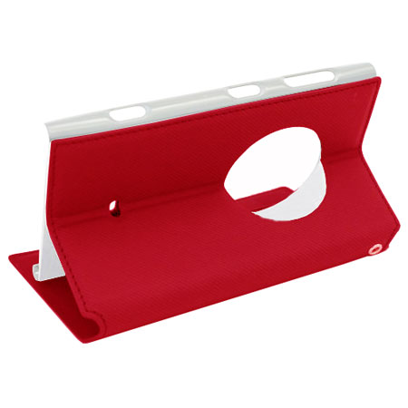 Capdase Sider Baco Folder Case for Nokia Lumia 1020 - Red