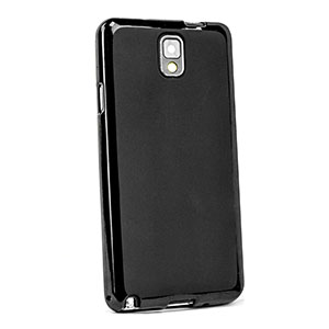 FlexiShield Skin For Samsung Galaxy Note 3 - Black