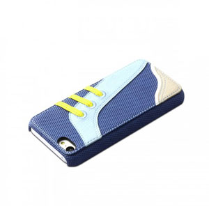 Zenus Masstige Sneakers Bar Case for iPhone 5C - Blue