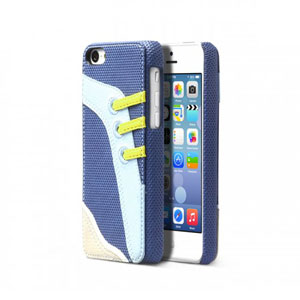 Zenus Masstige Sneakers Bar Case for iPhone 5C - Blue