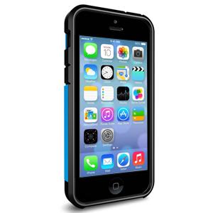 Spigen SGP Tough Armor Case for iPhone 5C - Dodger Blue