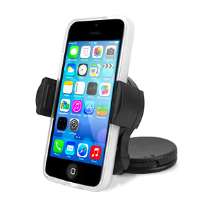 The Ultimate iPhone 5C Accessory Pack - Clear