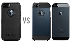 Spigen SGP Tough Armor Case for iPhone 5C - Red
