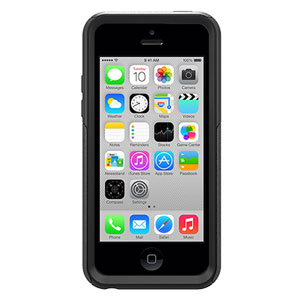 OtterBox Commuter Series for iPhone 5 - Black