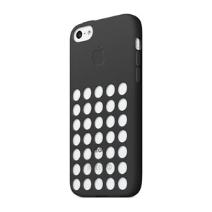 iPhone 5C Case - Black Iphone 5c White With Black Case