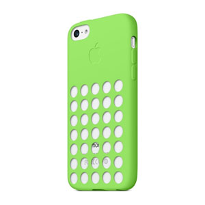 Official Apple iPhone 5C Case - Green