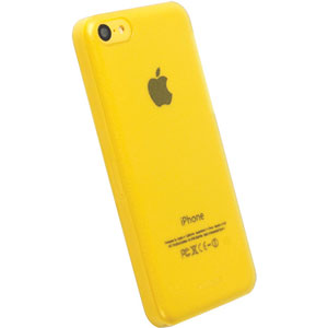 Spigen SGP  Ultra Thin Air Case for iPhone 5C - Yellow