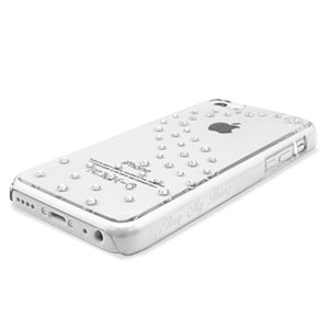 Bling My Thing Milky Way Collection iPhone 5C Case - Crystal