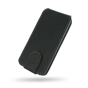 PDair Leather Ultra Thin Flip Case for Sony Xperia L - White