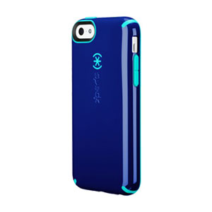 iphone 5c screen popped out speck candyshell for iphone 5c navy light blue 9231