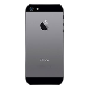 dbrand Textured Back and Frame Cover Skin for iPhone 5 - Carbon Fibre