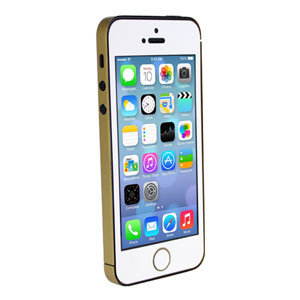 Kit modifica iPhone 5 in iPhone 5S - Oro