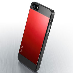 Spigen SGP Saturn for iPhone 5S / 5 - Metal Red