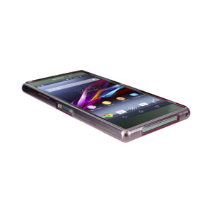 Flexishield for Sony Xperia Z1 - Pink