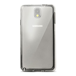 FlexiShield Skin For Samsung Galaxy Note 3 - Clear Frosted