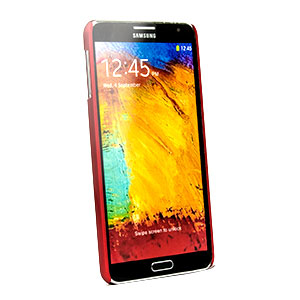 ToughGuard Shell for Samsung Galaxy Note 3 - Red
