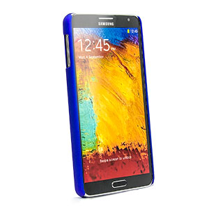 ToughGuard Shell for Samsung Galaxy Note 3 - Dark Blue