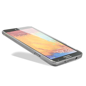 Crystal Clear Case for Samsung Galaxy Note 3 - Clear