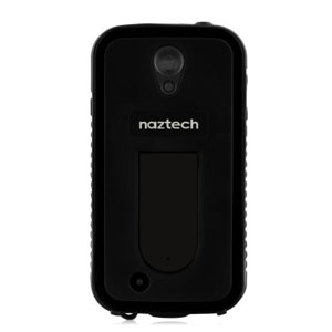 Naztech Vault Waterproof Case for Samsung Galaxy S4 - Black