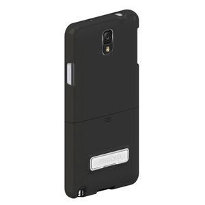 Seidio SURFACE Case with Kickstand for Samsung Galaxy Note 3 - Black