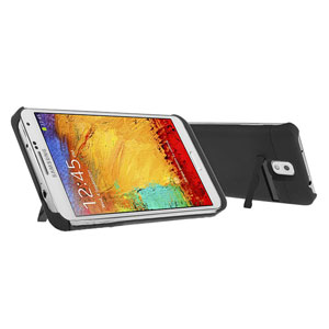 Power Jacket Case 3800 mAh for Samsung Galaxy Note 3 - Black