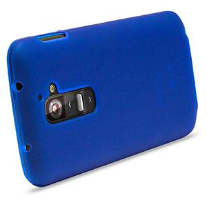 Flexishield Case for LG G2 - Blue